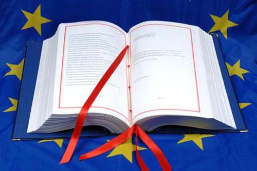 Лиссабонский договор подписан. Наконец Лиссабонский договор подписала и Чехия. Иллюстрация Европейской комиссии  Текст: Александра Кириченко, 4 ноября 2009 года