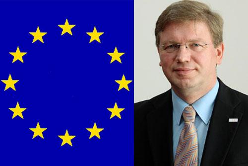 Партиям удалось договориться насчет кандидатуры еврокомиссара . Штефан Фюле  10 ноября 2009