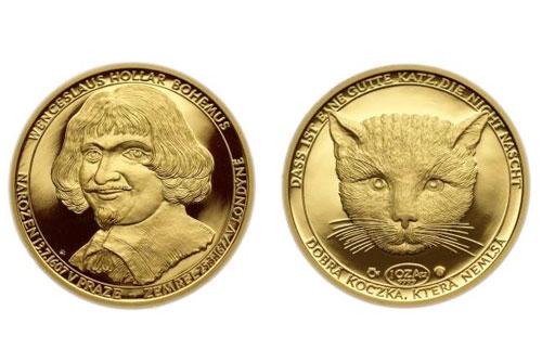 Монеты юбилейные чехии в какой стране деньги кроны