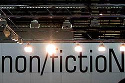Литературу для умных собрали в Москве на ярмарке Non/Fiction. Логотип ярмарки Non/Fiction. Фото с сайта expopark.ru  3 декабря 2009