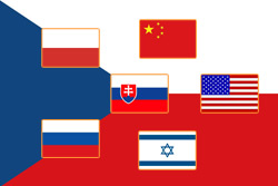 Опрос: отношение чехов к России серьезно улучшилось, к США - чуть ухудшилось.  Отношение чехов к России улучшилось, к США - чуть ухудшилось.  Фото: коллаж Utro.cz.  3 декабря 2009