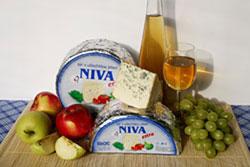 """Чехия отвоевала у Словакии право на сыр """"Нива"""". Сыр """"Нива"""". Фото с сайтапроизводителя  9 декабря 2009"""