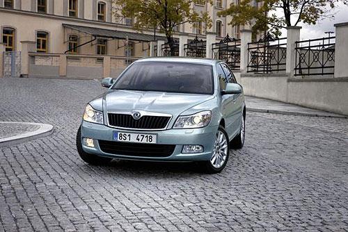 Škoda Auto заняла более 30% чешского рынка легковых автомобилей. Octavia - самая популярная модель Škoda Auto  6 января 2010