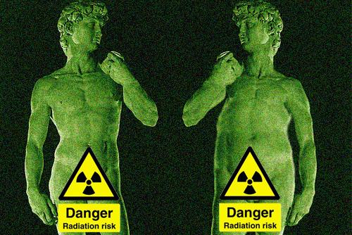 Государственное управление Чехии по ядерной безопасности: Сканеры в аэропортах могут вызвать рак. Чешские ядерщики считают рентген-сканеры потенциально опасными Фото: коллаж Utro.cz 16 января 2010