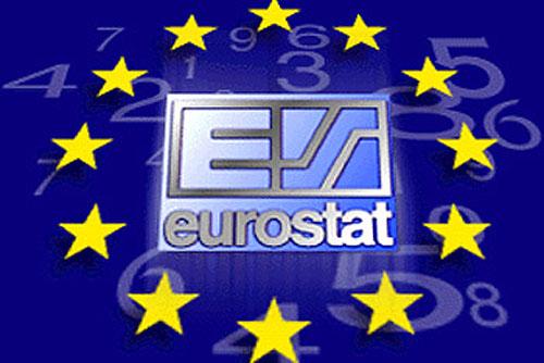 Евростат: Чехам меньше всех в Евросоюзе стоит бояться бедности. Логотип Евростата  18 января 2010
