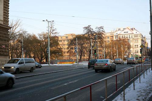 Одно из самых проблемных мест Праги собираются облагородить. Карлова площадь в Праге  28 января 2010
