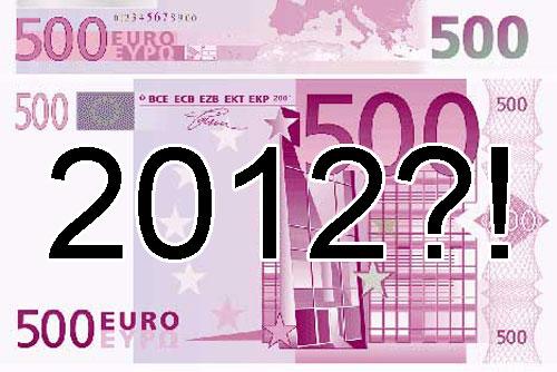 Эксперты прогнозируют крах единой европейской валюты через два года. Эксперты предупреждают, что история евро может закончиться в 2012 году  29 января 2010 года