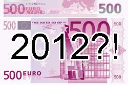 Эксперты прогнозируют крах единой европейской валюты через два года. Эксперты предупреждают, что история евро может закончиться в 2012 году  29 января 2010
