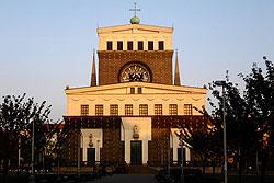 Чехия обрела еще 38 Национальных памятников культуры. Костел Наисвятейшего Сердца Господня в Праге  Фото: Александра Кириченко  10 февраля 2010