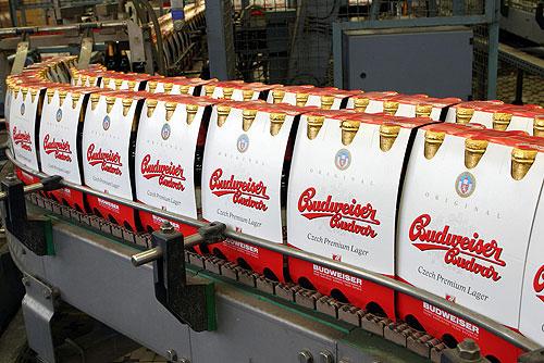 До 20 марта пивоварню Budějovický Budvar можно посетить бесплатно. Производство пива на заводе Budějovický Budvar. Фото пресс-службы  3 марта 2010