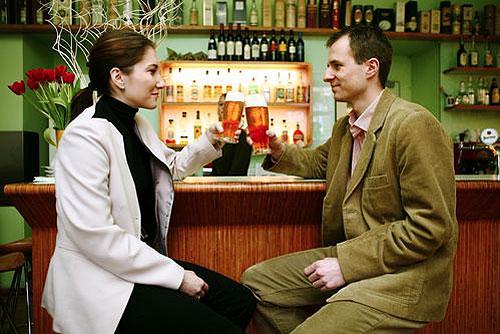 Чешские мужчины оказались самыми галантными в Европе. Чешские мужчины оказались самыми галантными в Европе любителями пива. Фото пресс-службы Plzeňský Prazdroj  3 марта 2010