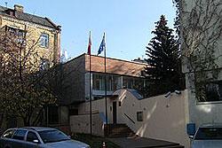 БЮТ: Украина продает здание, где расположено посольство Чехии. Здание посольства Чехии в Киеве. Фото с официального сайта дипмиссии  4 марта 2010