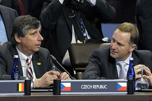 Ян Фишер станет вице-президентом Европейского банка реконструкции и развития. Премьер-министр Чехии Ян Фишер. Фото с официального сайта чешского правительства  21 апреля 2010