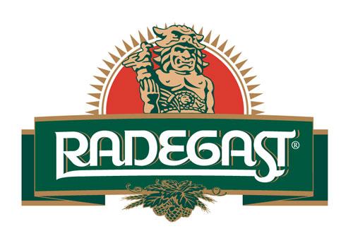 Пивоварня Radegast 1 мая проведет день открытых дверей. Логотип пива Radegast  28 апреля 2010
