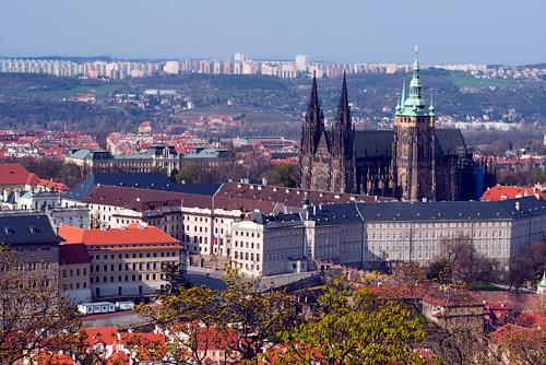 Церковь уступила собор Святого Вита государству. Собор Святого Вита в Праге  Фото: Василий Мазный  24 мая 2010