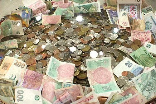Зарплаты в Чехии показали минимальный рост за 10 лет. Зарплаты в Чехии растут очень медленно  Фото: Александра Кириченко  7 июня 2010