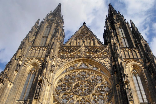 Собору Святого Вита в Праге вернут три колокола. Собор Святого Вита на Пражском Граде  Фото: Александра Кириченко  12 апреля 2012
