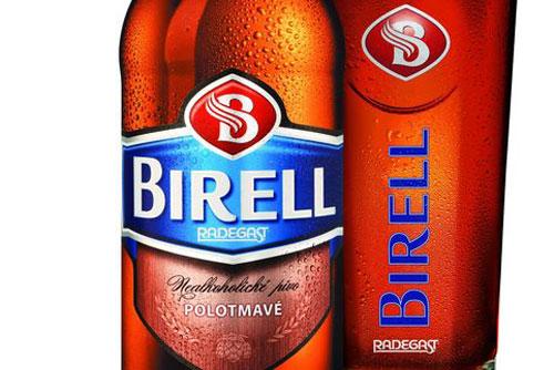На чешский рынок выводят безалкогольное пиво для женщин. Безалкогольное пиво Birell  5 августа 2010