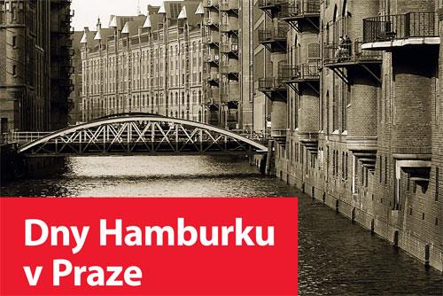 В Праге c 3 по 14 октября пройдут Дни Гамбурга. В Праге пройдут Дни Гамбурга. Фрагмент плаката акции  13 сентября 2010 года