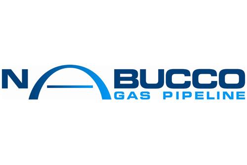 Чехия хочет присоединиться к газопроводу Nabucco. Логотип газопровода Nabucco  8 октября 2010 года