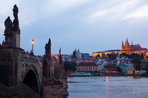 Карлову мосту в Праге исполнилось 655 лет. Карлов мост  Фото: Василий Мазный  9 июля 2012