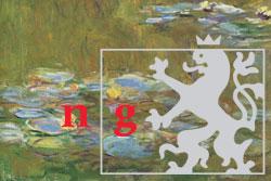 """В Ярмарочном дворце Праги открылась уникальная выставка художников XX-XXI веков «От Моне до Уорхола». Полотна Моне из серии """"Кувшинки"""" также будут представлены в Национальной галерее  14 октября 2010"""