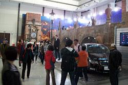 Чехия и Россия завоевали серебро на шанхайской выставке ЭКСПО-2010 в разных категориях. Чешский павильон на ЭКСПО-2010 в Шанхае. Фото пресс-службы мэрии Праги  30 октября 2010