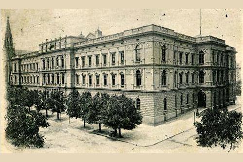 Чешский конституционный суд отказался экстрадировать грузина. Здание Конституционного суда в Брно. Изображение с сайта www.concourt.cz  16 ноября 2010 года