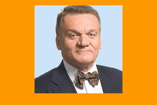 Социальные и гражданские демократы неожиданно заключили в Праге договор о коалиции. Прагой будет управлять коалиция голубых и оранжевых, а новым мэром, вероятно, станет Богуслав Свобода (фото с сайта ODS)  16 ноября 2010