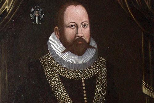 При эксгумации останков средневекового астронома нашли «лишние» тела. Тихо Браге. Портрет работы неизвестного художника  19 ноября 2010 года