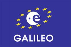 """ЦУП навигационной системы «Галилео» разместят в Праге. Логотип навигационной системы """"Галилео""""  9 декабря 2010"""