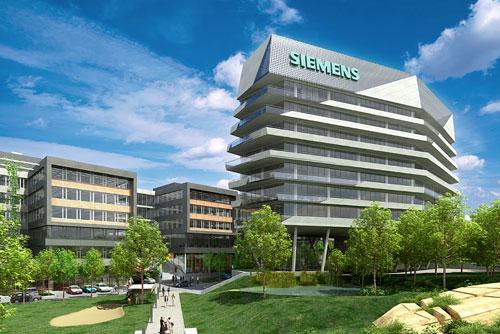 В Чехии совершена сделка года в области инвестиций в недвижимость. Бизнес-парк City West. Изображение с сайта проекта  28 декабря 2010