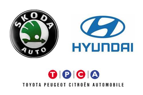 В Чехии впервые произвели за год миллион легковых машин. Три крупнейших автопроизводителя выпустили в Чехии почти 1 млн машин  5 января 2011