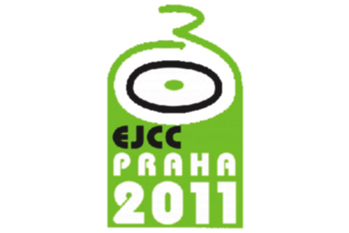 Чешские молодые керлингисты в финале обыграли россиян. Эмблема первенства Европы среди юниоров по керлингу, проходившего в Праге  9 января 2011