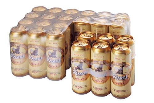 """Экспорт «Велкопоповицкого козла» вырос на 28,6% вопреки общему падению спроса на чешское пиво. Пиво """"Велкопоповицкий козел"""" (Velkopopovický Kozel). Фото пресс-службы Plzensky Prazdroj  28 января 2011"""