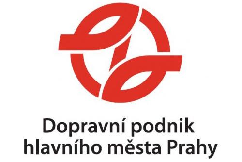 Салоны автобусов в Праге будут ароматизировать корицей и лимоном. Логотип Транспортного предприятия Праги  2 февраля 2011