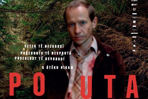 Фильм «Цепи», триумфатор кинопремий, выходит в Чехии в повторный прокат. Фрагмент плаката чешского фильма Pouta («Цепи»)  3 марта 2011