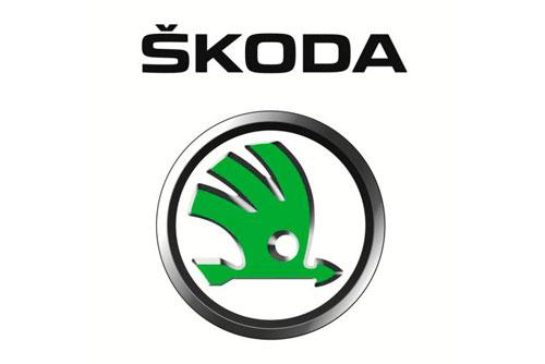 На чемпионате мира по хоккею Škoda в качестве главного спонсора презентует свой новый фирменный стиль. Новый логотип Škoda  30 апреля 2011