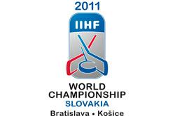Чехия обыграла Россию на чемпионате мира по хоккею. Эмблема чемпионата мира по хоккею в Словакии  8 мая 2011