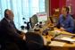 Вацлав Клаус объяснил, что на самом деле произошло в Австралии. Вацлав Клаус в эфире 720 ABC Perth. Фото c сайта klaus.cz  27 июля 2011