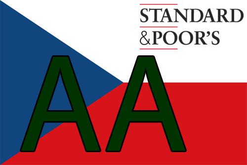 Агентство Standard & Poor's повысило рейтинг Чехии. Standard & Poor's повысило рейтинг Чехии  26 августа 2011