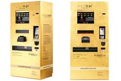 Чехия будет продавать золото в специальных автоматах.  Автомат по продаже золота. Изображение с сайта gold-to-go.com.  25 августа 2011