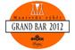 По итогам опросов посетителей составлен рейтинг лучших баров Чехии. Названы лучшие бары Чехии. Логотип рейтинга с сайта grandbar.cz  10 октября 2011