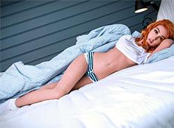 В Праге открылся первый бордель с реалистичными секс-куклами. Одна из двух сотрудниц заведения — Ребекка. Фото с сайта naughtyharbor.cz  7 ноября 2018