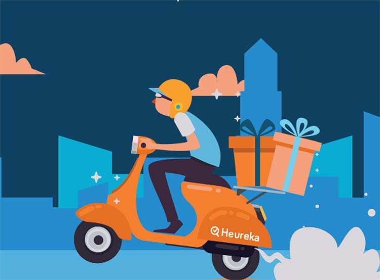 Чешские интернет-магазины будут три дня доставлять заказы бесплатно. Скриншот с сайта dendopravyzdarma.cz  7 ноября 2018 года