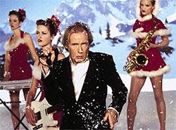 Звезда «Реальной любви» откроет рождественский сезон в пражском торговом центре. Билл Найи. Кадр из фильма «Реальная любовь»  8 ноября 2018