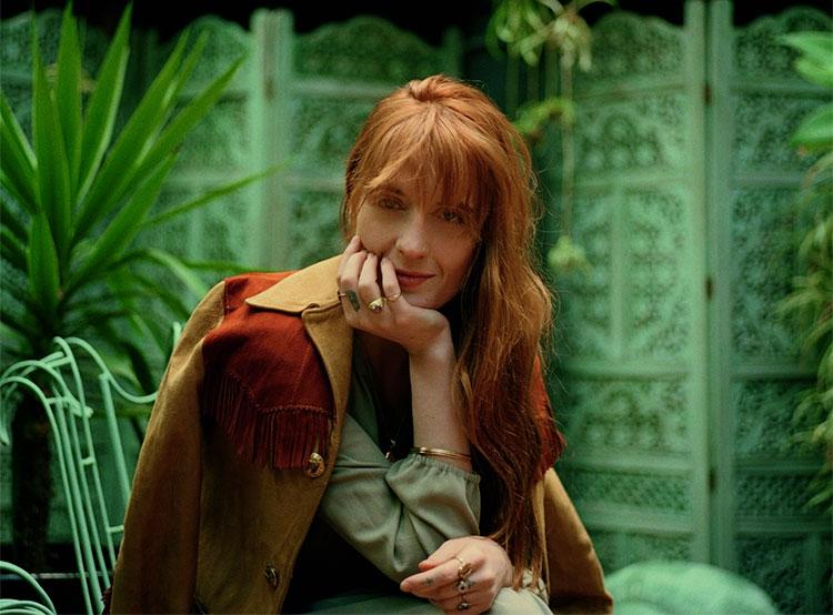 Florence + The Machine впервые выступит в Чехии на фестивале Colours of Ostrava. Florence + The Machine. Фото с сайта colours.cz  9 ноября 2018