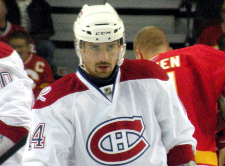 Хоккеист Томаш Плеканец покидает «Монреаль» и хочет вернуться в Чехию. Томаш Плеканец. Источник: Википедия  9 ноября 2018 года