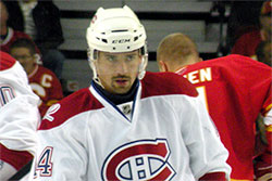 Хоккеист Томаш Плеканец покидает «Монреаль» и хочет вернуться в Чехию.  Томаш Плеканец. Источник: Википедия.  9 ноября 2018