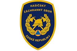 Пожарные Злинского края спасли провалившегося в туалет коня. Логотип Службы пожарной охраны Чешской республики  11 ноября 2018